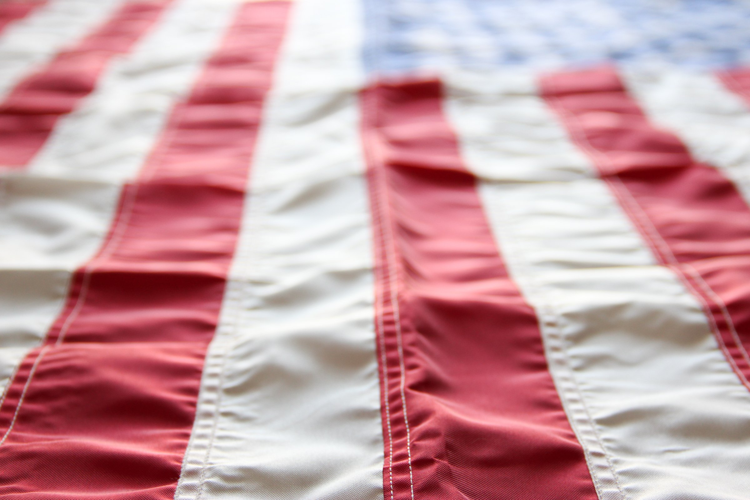 38846be2dcd9 Free Stock Photo of Close Up of American Flag Stripes