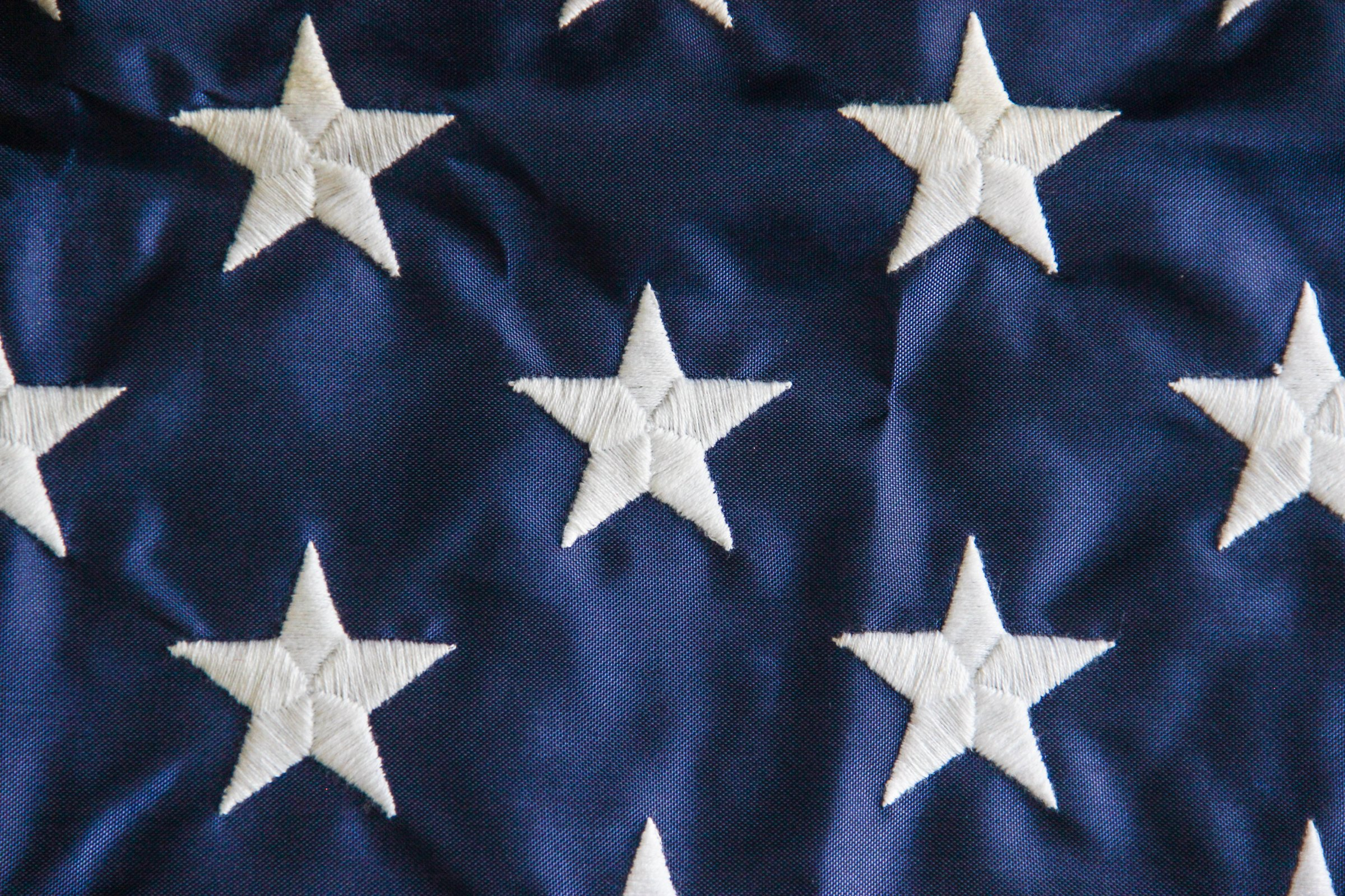 858cef2c67c Free Stock Photo of Close Up of Stars on American Flag