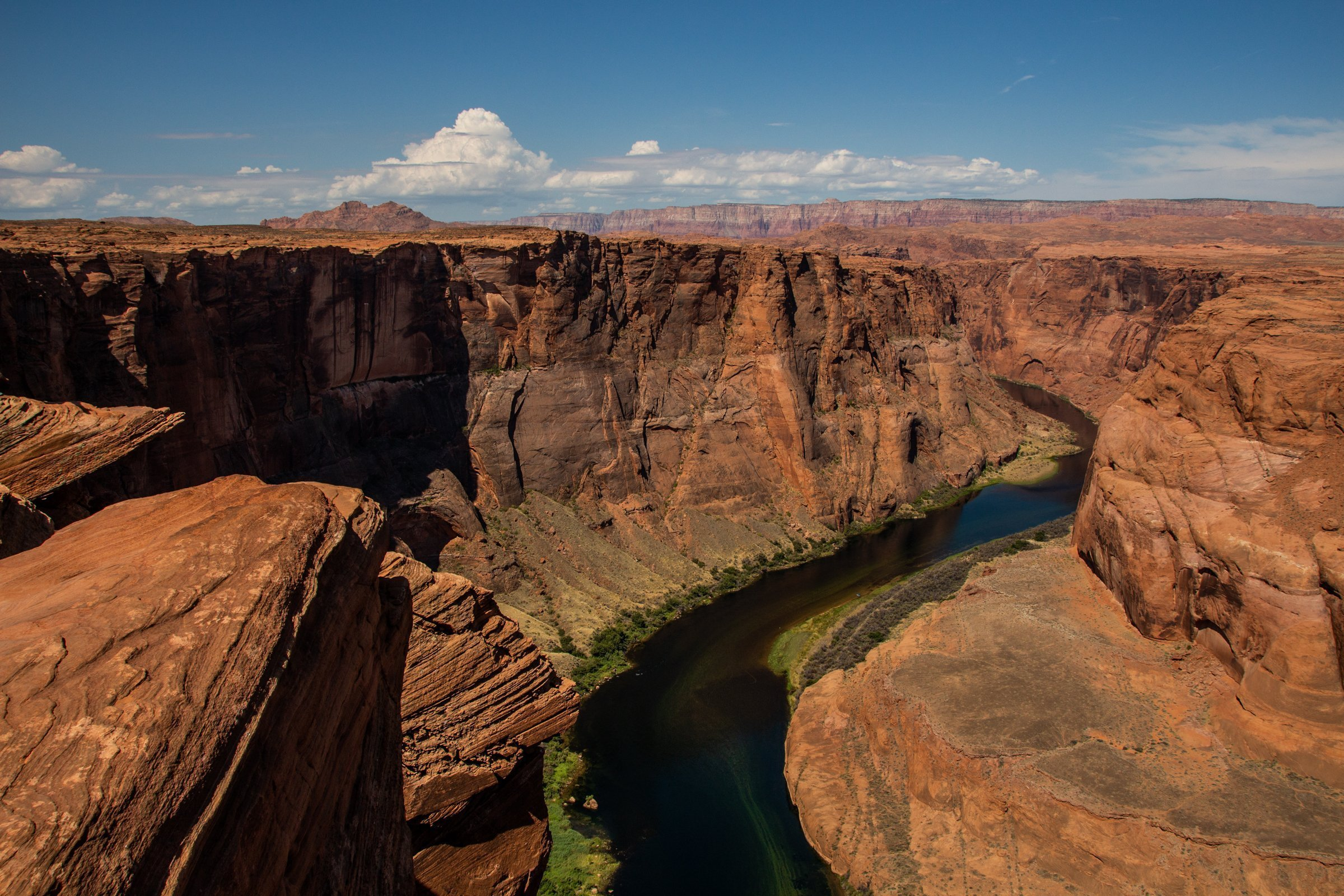 Stream Of Arizona Horseshoe Bend