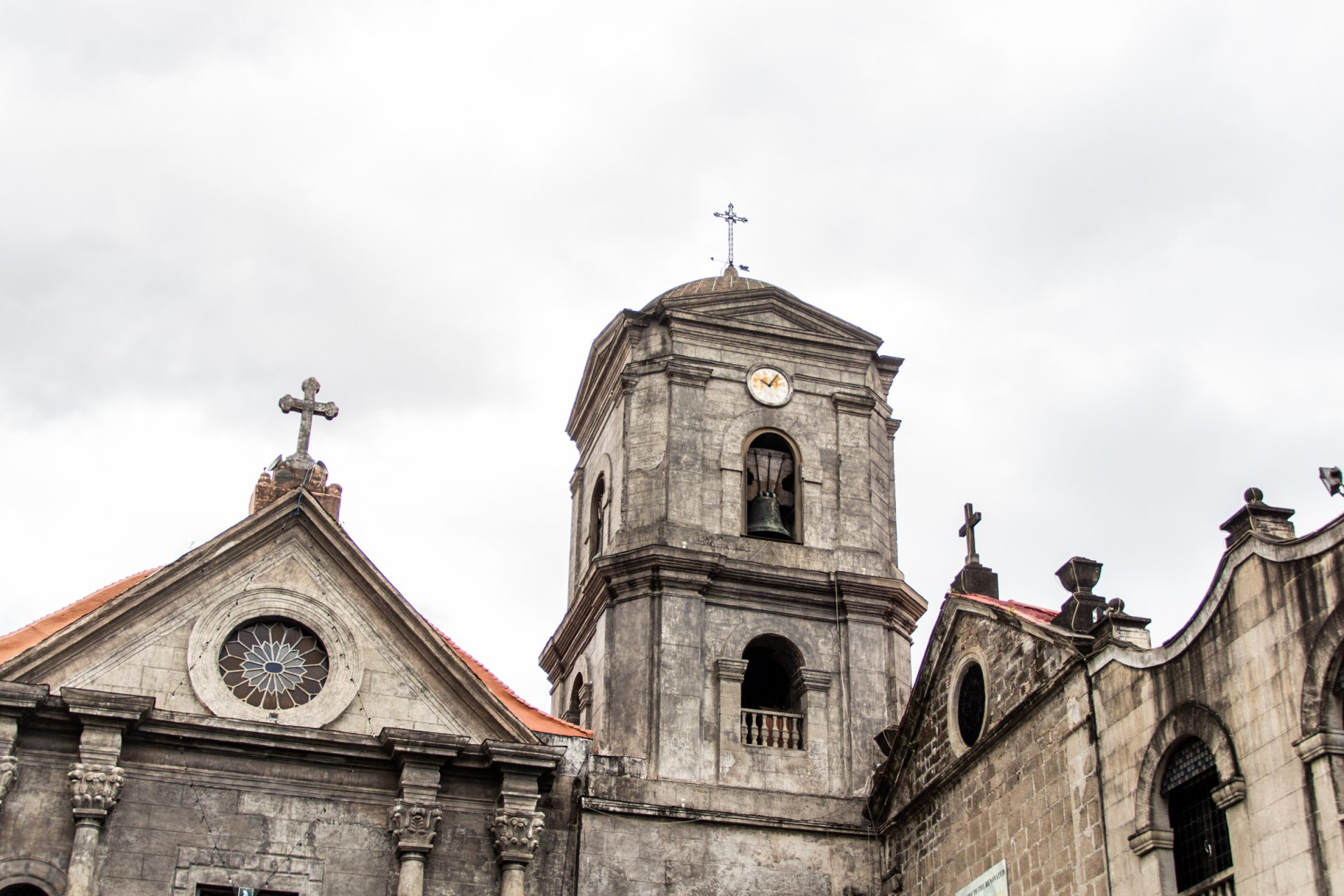 Old Church In Manila